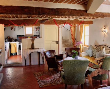 Maison Mimosa - Provence 17th Century gite with roof terrace in ...
